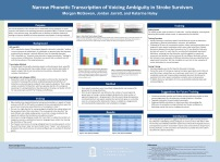 McGowan_Morgan_Jarrett_Jordan_DSHS Narrow Phonetic Transcription of Voicing Ambiguity in Stroke Survivors